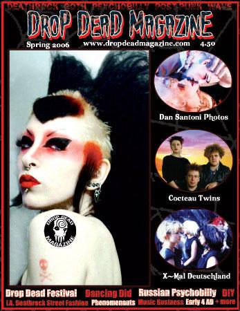 Drop Dead Magazine